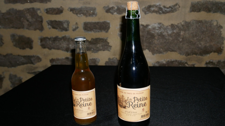Cidre brut doux et demi sec